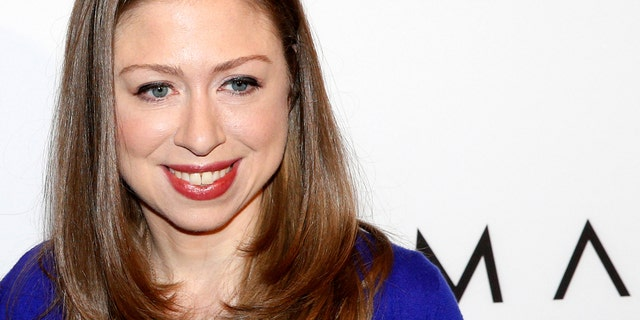FILE: Chelsea Clinton arrives for Variety's Power of Women luncheon in New York City