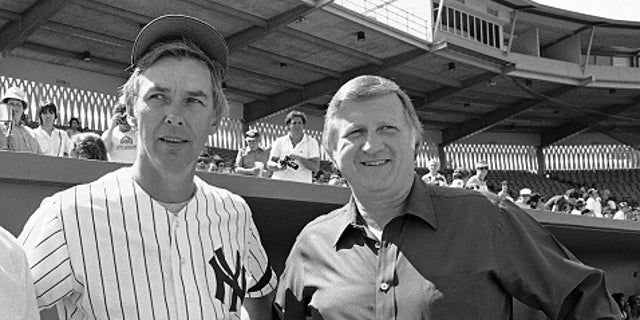 Gene Michael worked as a front-office executive under Yankees owner George Steinbrenner.