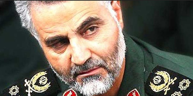 Revolutionary Guard Qassem Suleimani's presence near Mosul is a sure sign Iran is playing a major role in the operation.