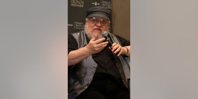 George R.R. Martin has grown comfortable with putting off his book series in favor of other work.