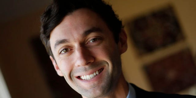 Ossoff is the favorite to win the primary, but needs to top 50 percent to avoid a runoff.