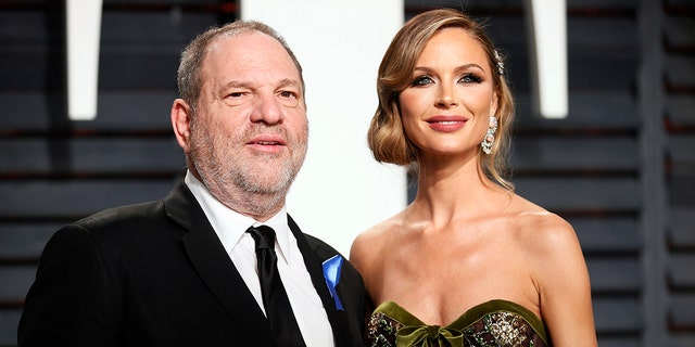 Georgina Chapman announced announced she was leaving Harvey Weinstein after 10 years of marriage.