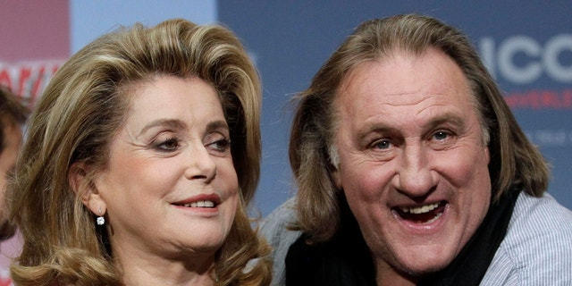 """Denueuve, who starred in 2017 with Gerard Depardieu in """"Nobody's Perfect,"""" signed a letter saying women are """"sufficiently aware that the sexual urge is by its nature wild and aggressive. But we are also clear-eyed enough not to confuse an awkward attempt to pick someone up with a sexual attack."""""""