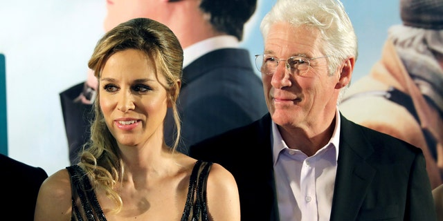 Richard Gere and his wife, Alejandra Silva, have welcomed their second child together.