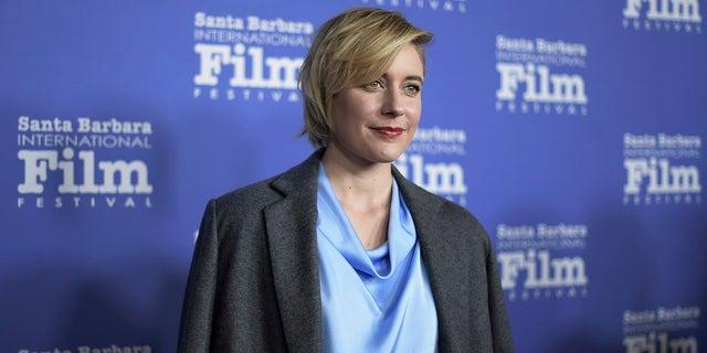 """Lady Bird"" filmmaker Greta Gerwig is up for Best Director."