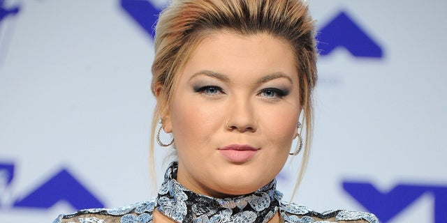Amber Portwood opened up about her drug addiction battle that began at the age 11.
