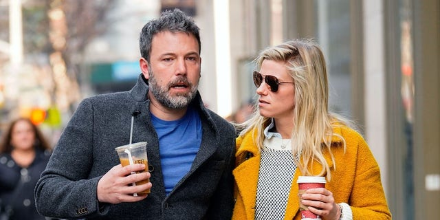 Shookus and Affleck were together for a little more than a year before calling in quits this summer.