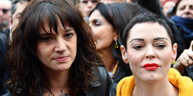 """Rose McGowan once called Asia Argento her """"ride or die"""" since becoming prominent figures in Harvey Weinstein's downfall and the rise of the #MeToo movement."""