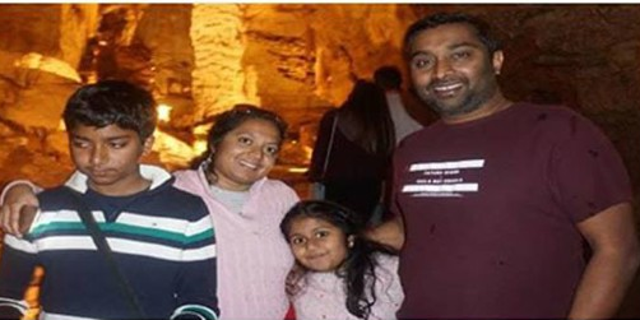 The family of four has not been heard from since last week.