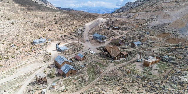 Nestled in the shadow of Mount Whitney, Cerro Gordo Mines is a historic mining site that was the Golden State's largest producer of silver and lead during its heyday.