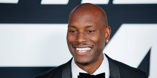 Actor Tyrese Gibson attends 'The Fate Of The Furious' New York premiere at Radio City Music Hall in New York, U.S. April 8, 2017. REUTERS/Eduardo Munoz - RC1E6AFC7840
