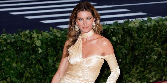 Gisele Bundchen recommends starting a skincare routine when you're young.