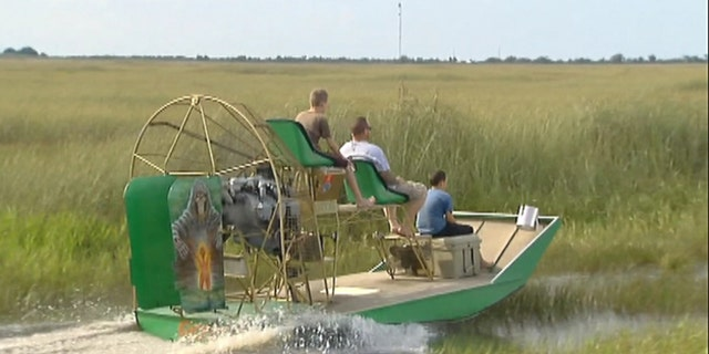 Gladesmen say they are part of the state's unique culture.