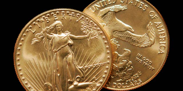The Utah House was to vote as early as Thursday on legislation that would recognize gold and silver coins issued by the federal government as legal currency in the state. (AP)