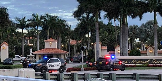 Jonathan Oddi was accused of opening fire at the Trump National Doral Golf Club on Friday, May 18, 2018.