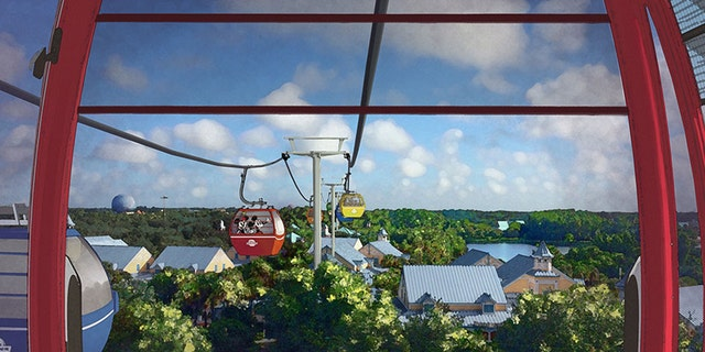 A new mode of transportation is coming to Disney parks and resorts in Florida.