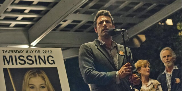 'Gone Girl' will leave Hulu in May.