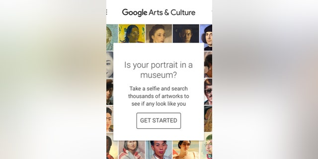 (Screenshot from Google Arts & Culture app)