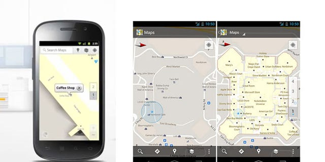 Google Maps can now take you inside the Mall of America.