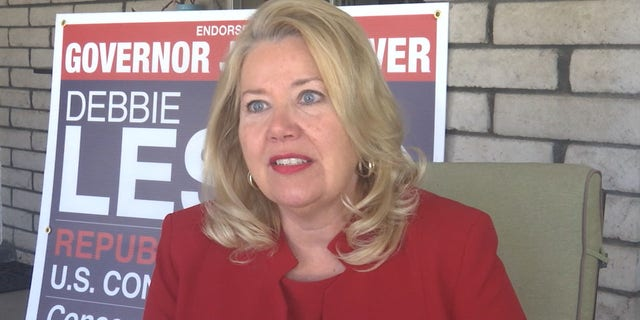 """Republican Debbie Lesko believes the """"conservative district"""" will stay in GOP hands on Election Day."""