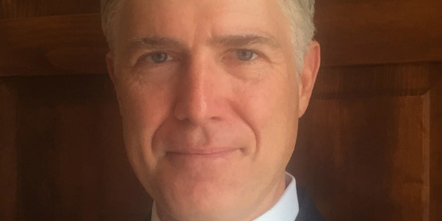 This photo provided by the 10th U.S. Circuit Court of Appeals shows Judge Neil Gorsuch.