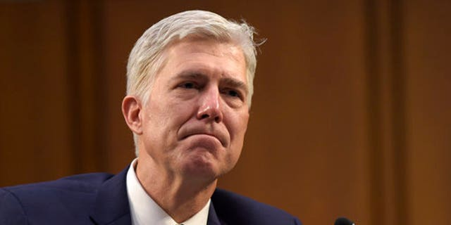 Justice Neil Gorsuch's confirmation to the Supreme Court was the first of many judicial wins in 2017 for President Trump.