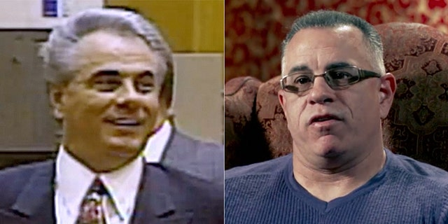John Gotti Jr. (right) spoke candidly about his relationship with the dominating patriarch.