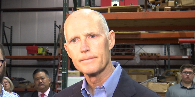 Governor Scott signed the bill into law last week and sent to Congress for final approval.