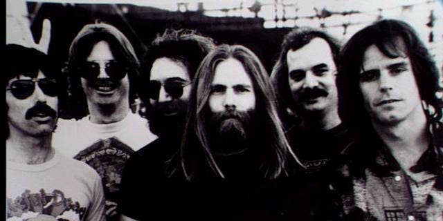 Grateful Dead, the iconic band formed in Calfornia in the 1960s