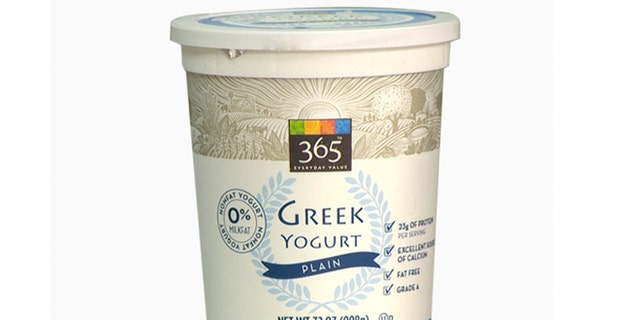 A Whole Foods 365 Greek yogurt has five times more sugar than its nutrition label shows.
