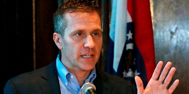 A woman involved in an extramarital affair with Missouri Gov. Eric Greitens will be allowed to testify at his felony invasion of privacy trial next week, a St. Louis judge ruled Monday.