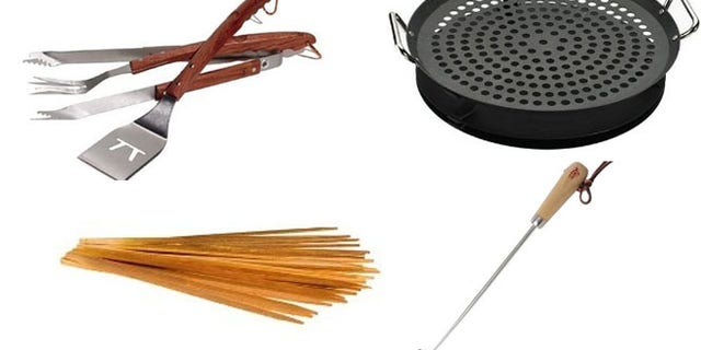 These barbecue essentials won't break the bank.  They range from $5 to $35.