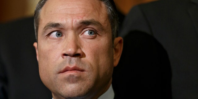May 29, 2014: Rep. Michael Grimm, R-N.Y., is seen on Capitol Hill in Washington.