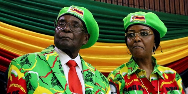 Robert Mugabe's wife, Grace, was rumored to take power after the president steps down or dies.