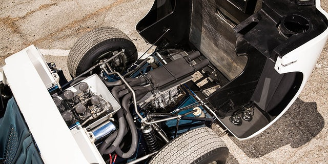 That One Prototype The  Ford Gt Roadster Bearing Chassis No Gt  Is Currently Up For Sale Its Listed On The Website Of Specialist Car Dealer