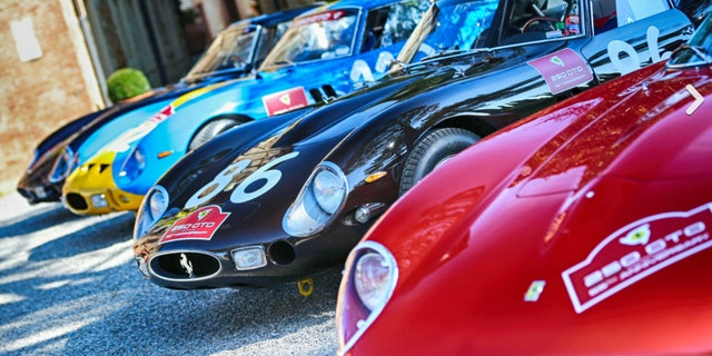 Prices for original 250 GTOs have reached (at least!) $52 million.
