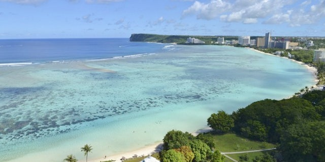 Guam doesn't require a US passport to travel there.