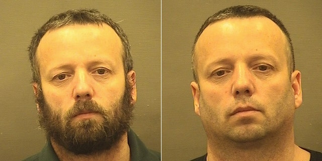 Marcel, Lehel Lazar, the Romanian hacker known as 'Gufficer,' in recent booking photos obtained exclusively by Fox News.