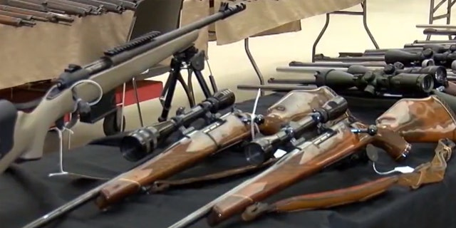 Gun shows in Saratoga Springs, New York will now have to be held at private venues.