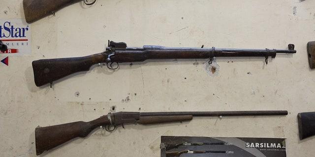 Skilled gunsmith helps Kurds turn ISIS' guns on terrorists