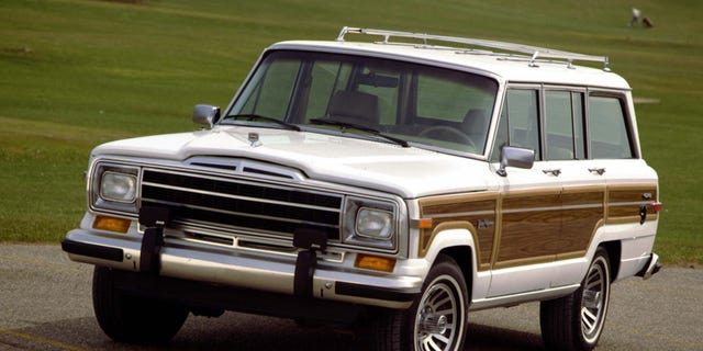 The new Wagoneer isn't expected to look anything like the old one.