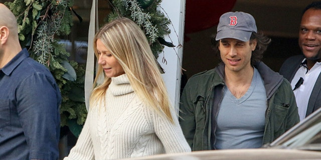 Paltrow and Falchuk spotted running errands in the Hamptons on Friday afternoon ahead of their rumored wedding.