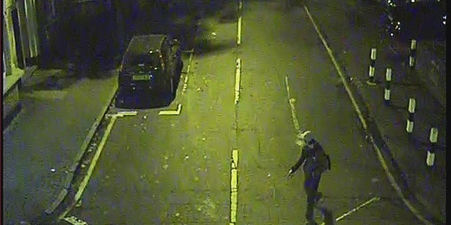 Surveillance footage shows a man who police believe assaulted a teen in London.