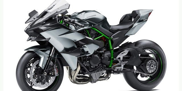The Ninja H2-R is primarily a track bike, but can be made street legal with modifications.