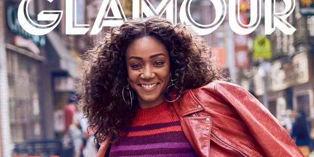 Tiffany Haddish appears on the cover of Glamour's September 2018 issue.