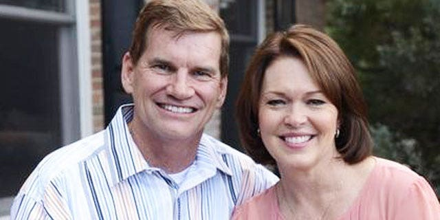 Ted and Gayle Haggard.