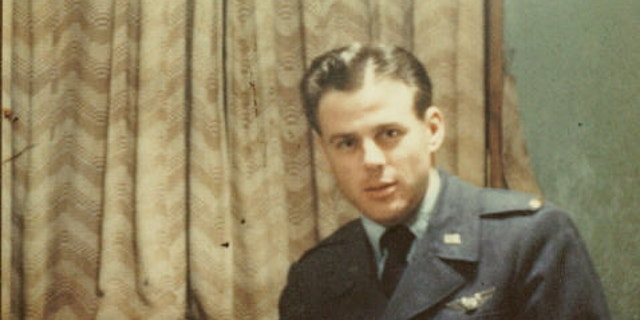 USAF Lt. Hal Downes in Japan in 1952.