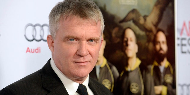 Actor Anthony Michael Hall was involved in a spat with hotel pool guests leading to an apology from the actor.