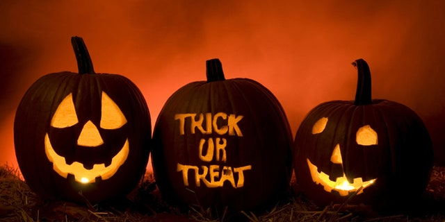 Be afraid: The Department of Energy says pumpkins are emitting greenhouse gases.