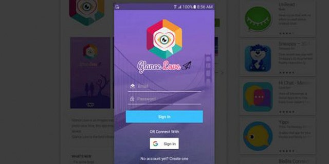 A fake dating app that Hamas militants tried to get Israeli soldiers to install.